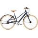 "Kalkhoff Scent Glare Urban Mixte Citybike Damer 28"" blå"